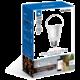 TPLINK Smart bulb Wi-Fi A19 LED, 50W, stmívatelná bílá, 2700K