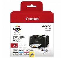 Canon PGI-1500XL BK/C/M/Y Multipack - 9182B004