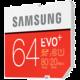 Samsung SDXC EVO+ 64GB