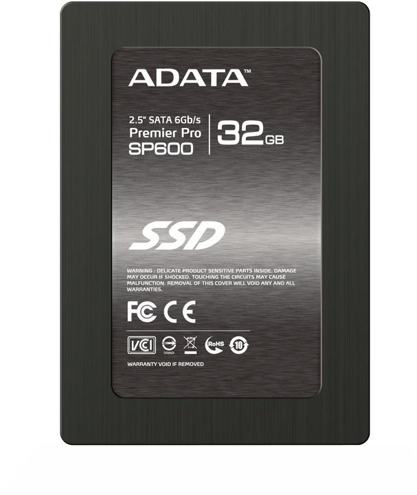 ADATA Premier Pro SP600 - 32GB