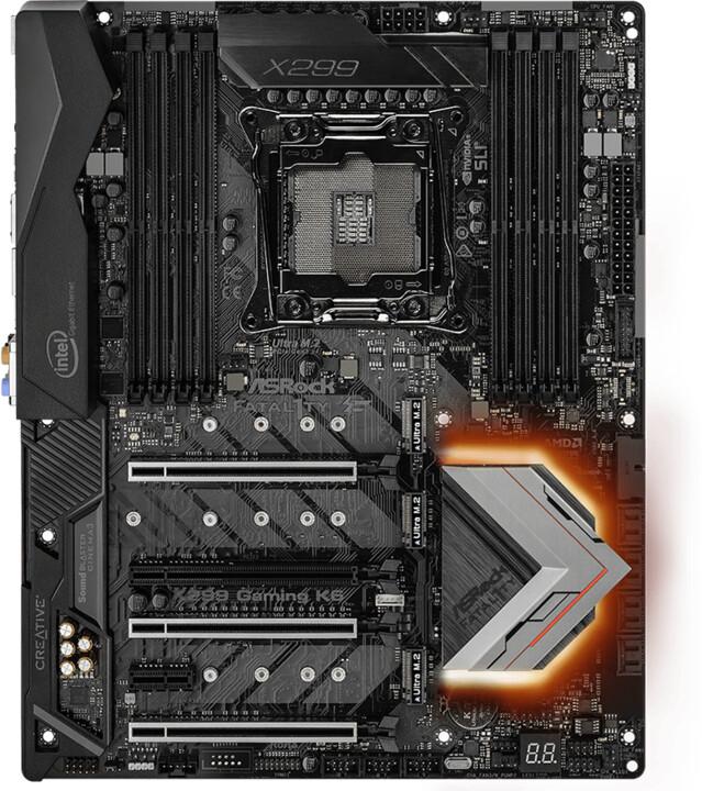 ASRock Fatal1ty X299 Gaming K6 - Intel X299