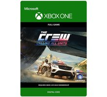 The Crew: Calling All Units (Xbox ONE) - elektronicky - 7D4-00187