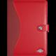 WEDO obal pro tablety mini Universal, červený 7,9''-8,3''  + Belkin iPad/tablet stylus, stříbrný