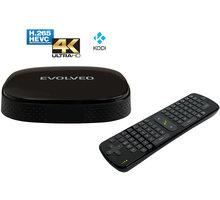 Evolveo Android Box Q3 4K + Evolveo FlyMotion - ANDBOX-Q3-4K-FM