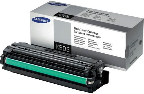 Samsung CLT-K505L, black