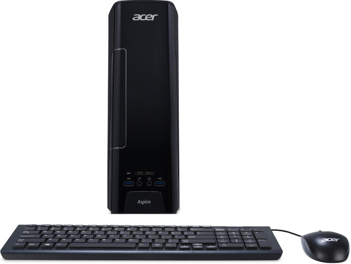 Acer Aspire XC (AXC-730), černá