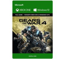 Gears of War 4: Ultimate Edition (Xbox Play Anywhere) - elektronicky - PC - G7Q-00026