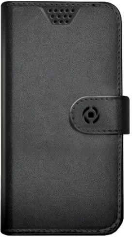 """CellularLine Wally Unica pouzdro, velikost M, 3,5"""" - 4"""", černá"""