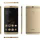 Coolpad MAX, champagne