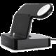 Belkin nabíjecí stojánek pro Apple Watch + iPhone 5/6/7 - černý