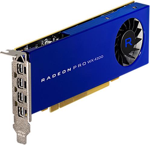 AMD Radeon Pro WX4100 - 4GB GDDR5