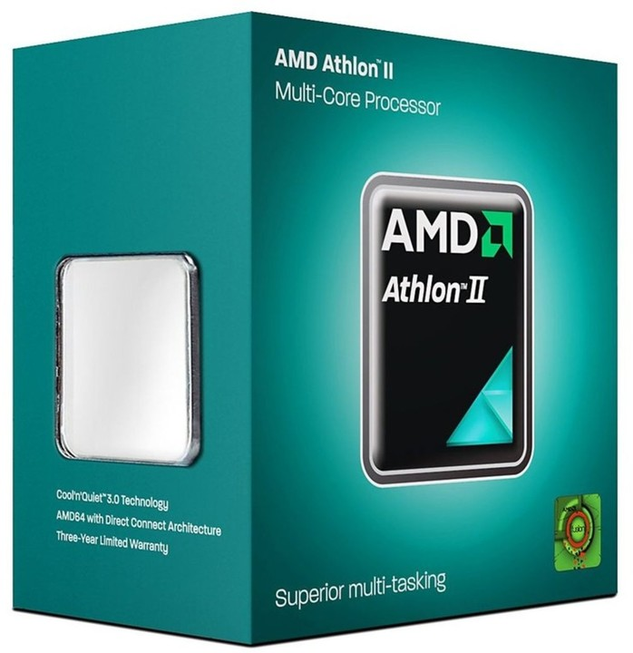 AMD Trinity Athlon II X2 340