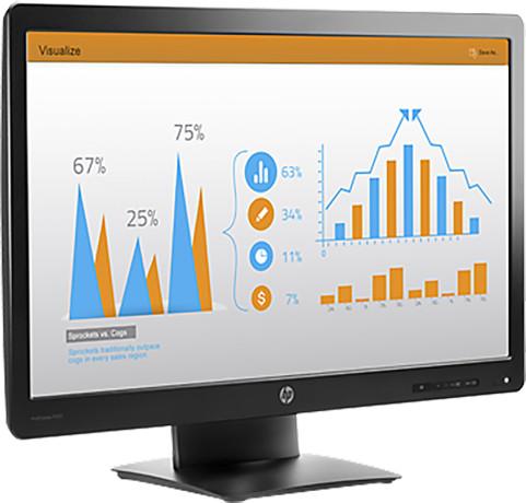 """HP P232 - LED monitor 23"""""""