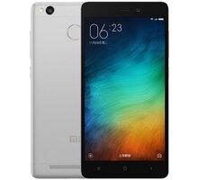 Xiaomi RedMi 3S LTE - 32GB, šedá  + Zdarma GSM reproduktor Accent Funky Sound, červená (v ceně 299,-)