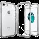 Spigen Neo Hybrid Crystal pro iPhone 7, satin silver