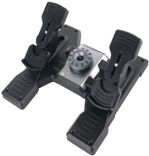 Logitech G Saitek Pro Flight Rudder Pedals - letecké pedály