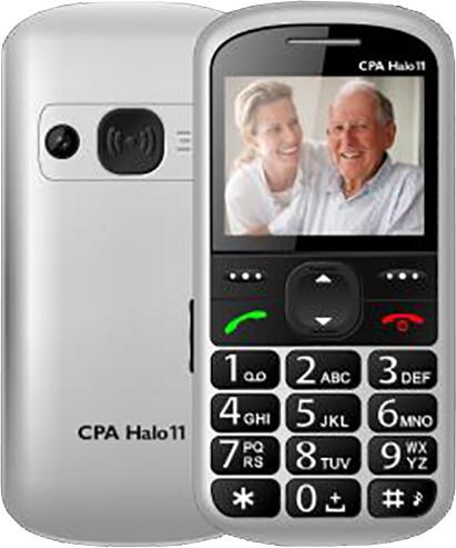 CPA HALO 11, stříbrná