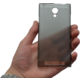 THL silikonový obal pro T6s Infinity, černá