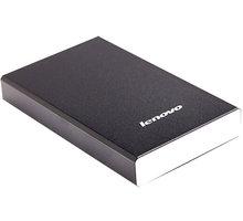 Lenovo MP406 Power Bank 4000mAh, černá - 6921034490527
