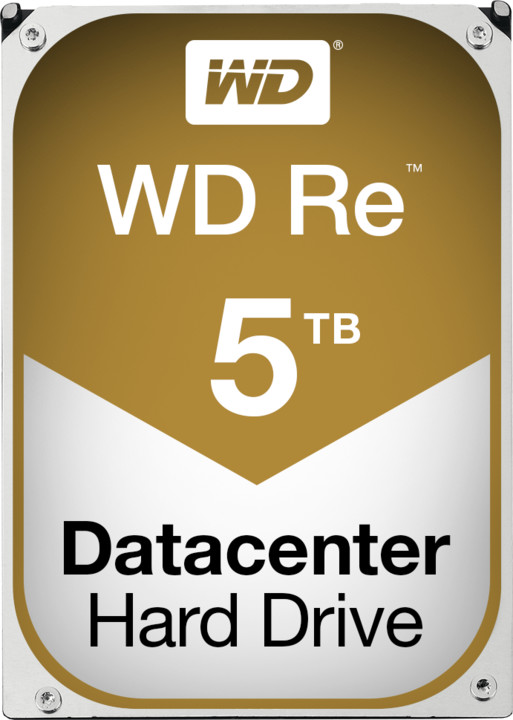 WD RE4 Raid edition - 5TB