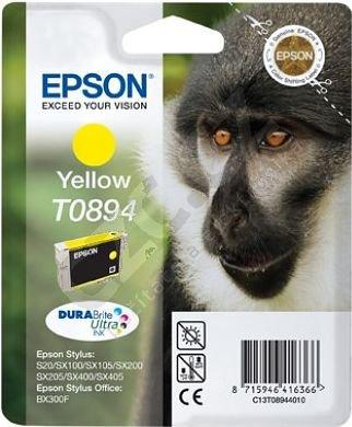 Epson C13T08944010, žlutá