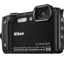 Nikon Coolpix W300, černá - VQA070E1