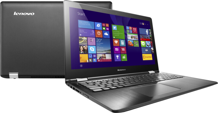 Lenovo Yoga 500-15IBD, černá