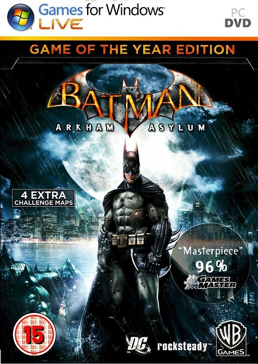 Batman: Arkham Asylum GOTY - PC