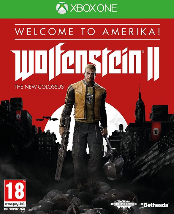 Wolfenstein II: The New Colossus - Welcome to Amerika (Xbox ONE)