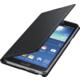 Samsung flipové pouzdro s kapsou EF-WN750BBE pro Galaxy Note 3 Neo černá