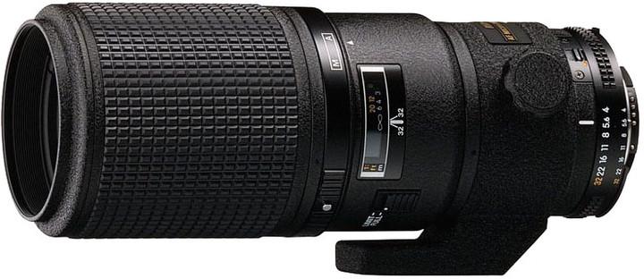 Nikkor 200mm f/4D ED-IF AF Micro