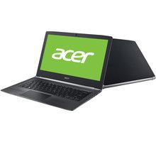 Acer Aspire S13 (S5-371-562G), černá - NX.GCHEC.001 + Myš Microsoft Arc Touch Mouse, bluetooth, šedá pouze k NB Acer