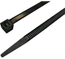 Zircon stahovací páska 2,5 x 150 mm, černá, 100ks - KONZIZKP03
