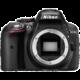 Nikon D5300 + AF-P 18-55 VR + 55-200 VR II, černá