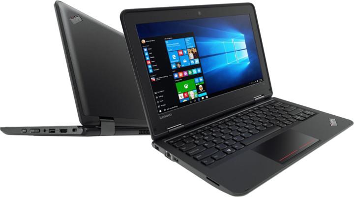 Lenovo ThinkPad 11e 3, černá