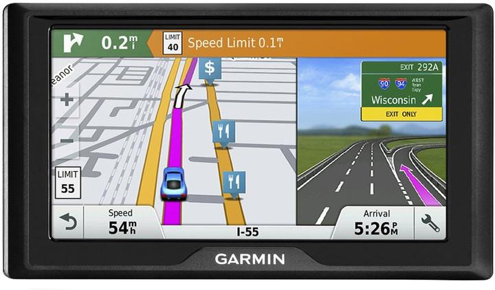 GARMIN Drive 60T Lifetime Europe45