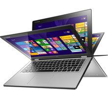 Ultrabook Lenovo IdeaPad Yoga 2, stříbrná
