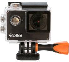 Rollei ActionCam 425 WiFi černá + náhradní baterie + 16GB karta ZDARMA - 40298