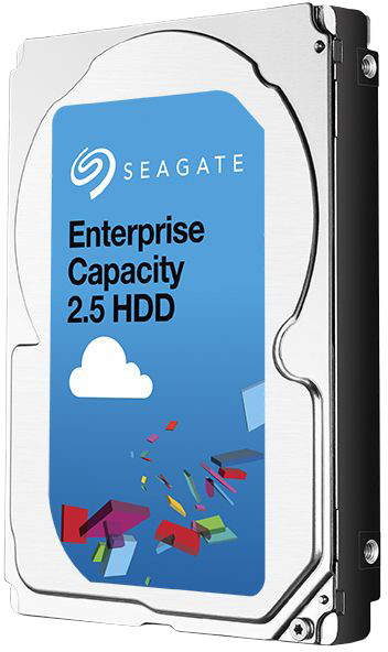 Seagate Enterprise Capacity - 2TB