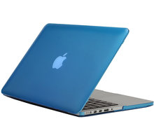 KMP ochranný obal pro 13'' MacBook Pro Retina, 2015, modrá - 1115130105