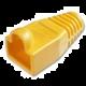 Krytka RJ45 žlutá