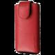 Redpoint Sarif pouzdro se zavíráním, PU kůže, velikost 3XL, červené