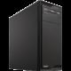 HAL3000 Alfa Gamer, černá  + Herní set Genius GX Gaming KMH-200 v ceně 749Kč
