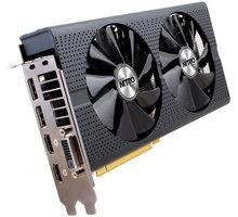 Sapphire Radeon NITRO+ RX 480, 8GB GDDR5 - 11260-10-20G