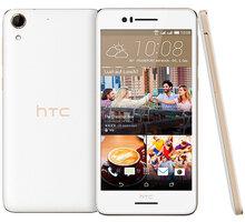 HTC Desire 728G, DualSIM, bílá - 99HAFN018-00 + Zdarma SIM karta Relax Mobil s kreditem 250 Kč