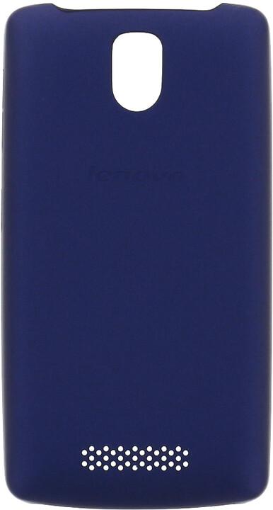 Lenovo zadní kryt pro Smartphone A1000, modrá