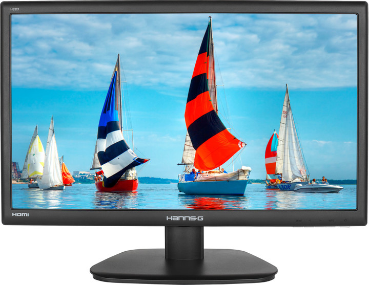 HANNspree HS221HPB - LED monitor 22""