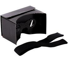 PanoBoard - Brýle na virtuální realitu Click Loop, černá - PBRD-C01L
