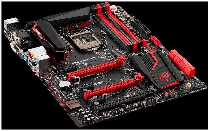 ASUS MAXIMUS VII HERO GAMING MB - Intel Z97