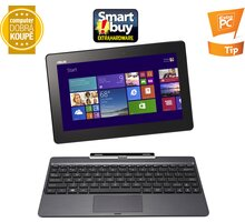 ASUS Transformer Book T100TA-DK002H, 32GB + dock, šedá